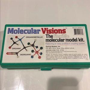 Molecular Visions Organic Chemistry Model Kit